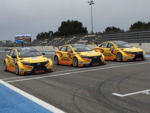 """WTCC en France (2) : LADA en """"deuxième force"""" devant Honda et Volvo !!!"""
