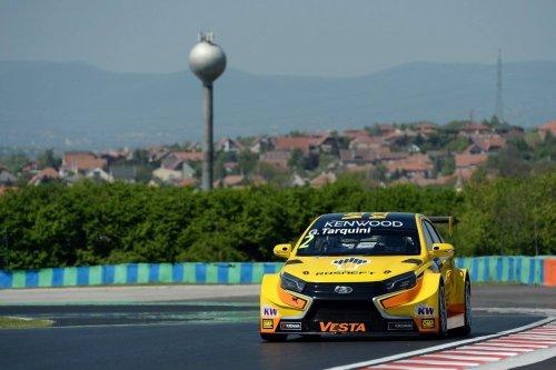 WTCC en Hongrie (2) : essais libres devant mais qualifications décevantes...