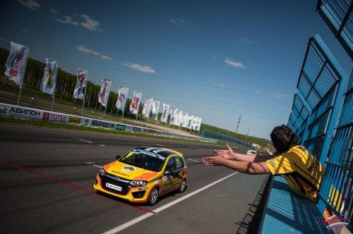 SMP RSKG à Smolensk : première course et déjà premier succès pour Bragin !!!