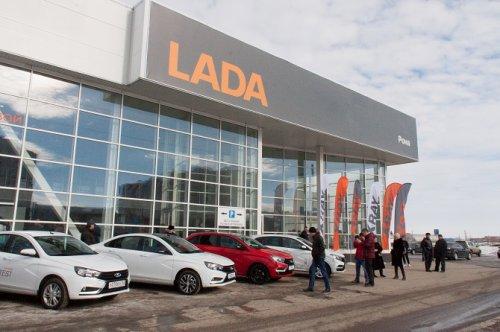 LADA toujours parmi les moins chères en Russie, malgré la montée en gamme !!!