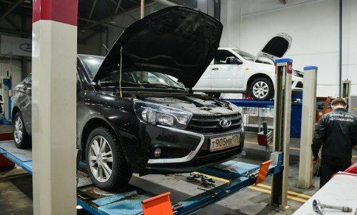 AVTOVAZ réduit les coûts d'entretien de ses LADA de -20% en moyenne !!!
