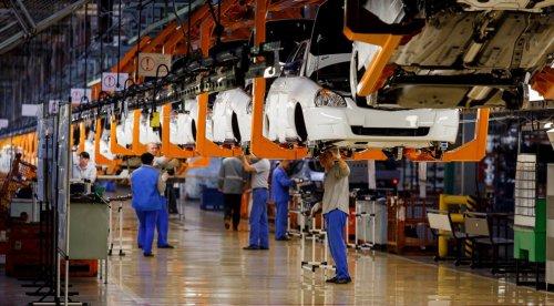 L'usine automobile de Togliatti passe à la semaine de travail de trois jours !!!