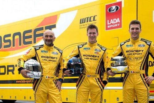 LADA Sport Rosneft plus motivée que jamais à décrocher un podium à domicile !!!