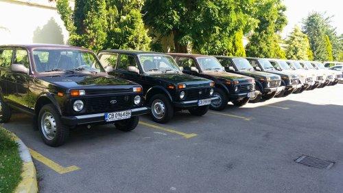 LADA de retour en Bulgarie et ventes de LADA VESTA Sedan par régions en mai !!!