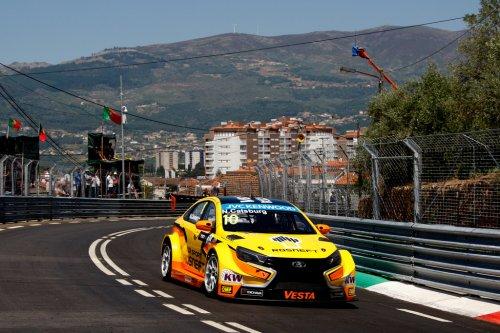 LADA Sport Rosneft face à un défi de poids sous la chaleur de Vila Real !!!