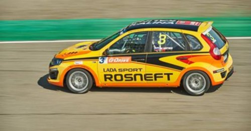 SMP RSKG à Sotchi : Mityaev et LADA Sport Rosneft renouent avec la victoire !!!