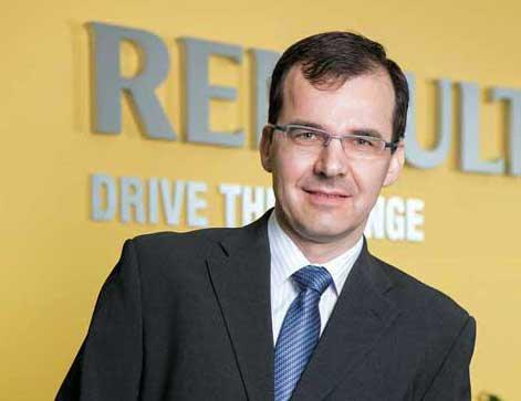 Un nouveau vice-président exécutif aux ventes et au marketing chez AVTOVAZ !!!