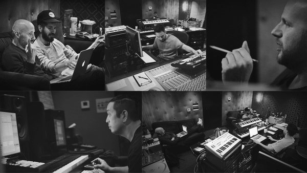 Some news pour leur prochain album !