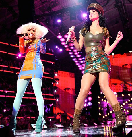 Nicki Minaj feat Katy Perry