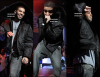 "17/11/10 Drake performant avec Nicki M. au "" Thanksgiving Thank you Concert """