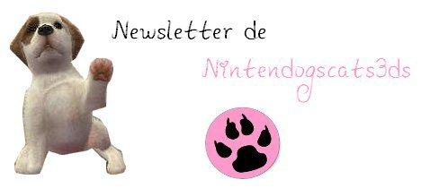 NintendogsCatsLetter ♥.