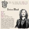 ♫ Sirius Black