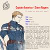 ♫ Steve Rogers - Captain America
