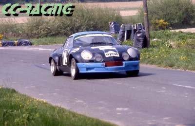 Course de Côte de Saumur / 23 avril 1989 / ref. 8903020