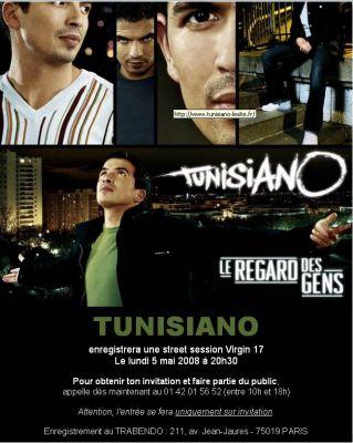 tunisiano skyrock music