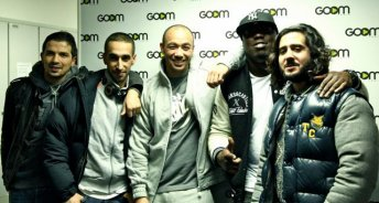HIP HOP CONVICT PART V SNIPER-MOULOUD-KENNEDY-DJ R-ASH