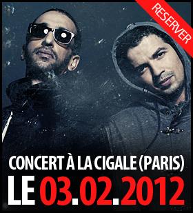 Sniper concert a la cigale le 3 fevrier 2012