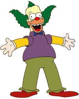 Krusty le clown simpsons forever - Simpson le clown ...