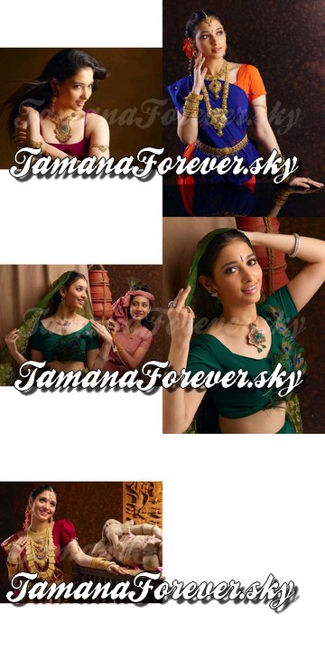 Photoshoot Of Tamanna