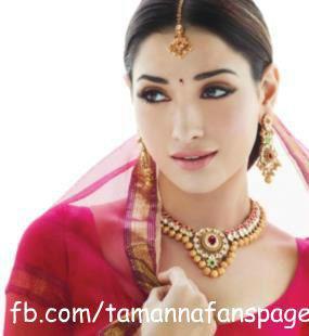 Tamanna  For Khazana Jewellery