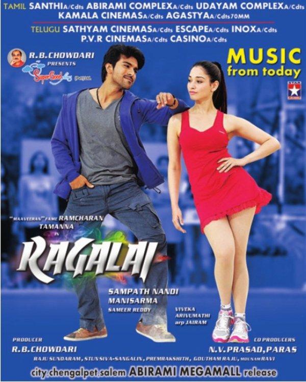 Posters de Ragalai