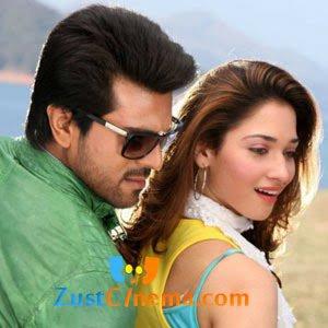 Tamanna and Trisha in KrishnaVamsi Multi-starrer Movie?
