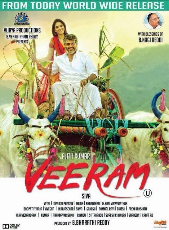 Critiques du film Veeram
