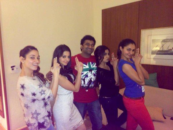 Tamana @ Vanita Film Awards After