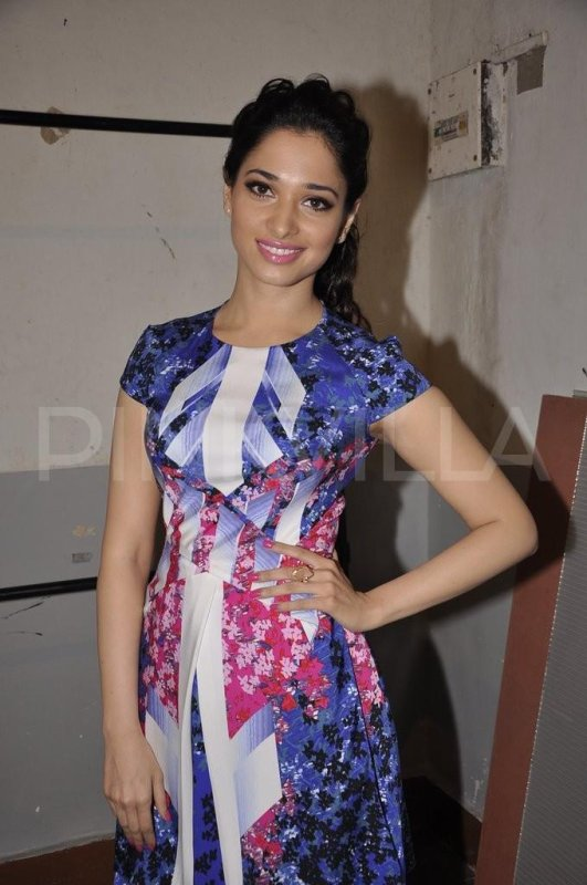 Sajid, Esha and Tamannaah promote Humshakals at DID
