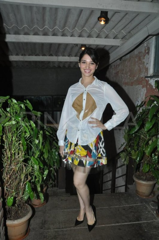 Tamannaah at Mid-Summer's day dream pop-up store