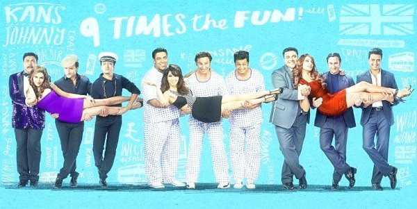 Humshakals Movie Stills