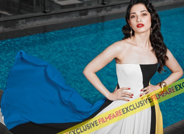 Photoshoot - Tamanna For FilmFare