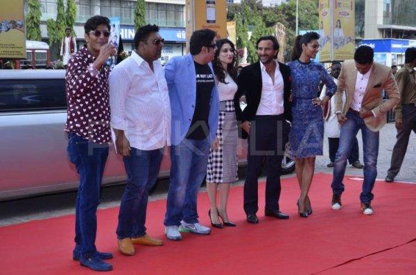 Tamanna @ Humshakals Trailer Launch
