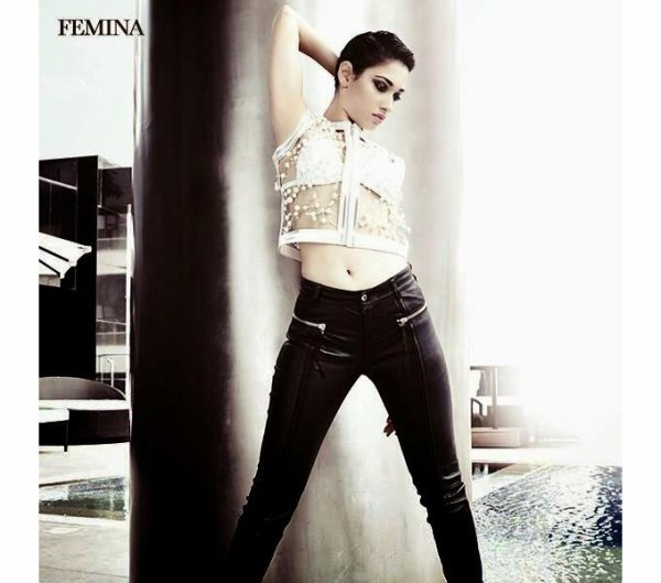 Photoshoot For Femina