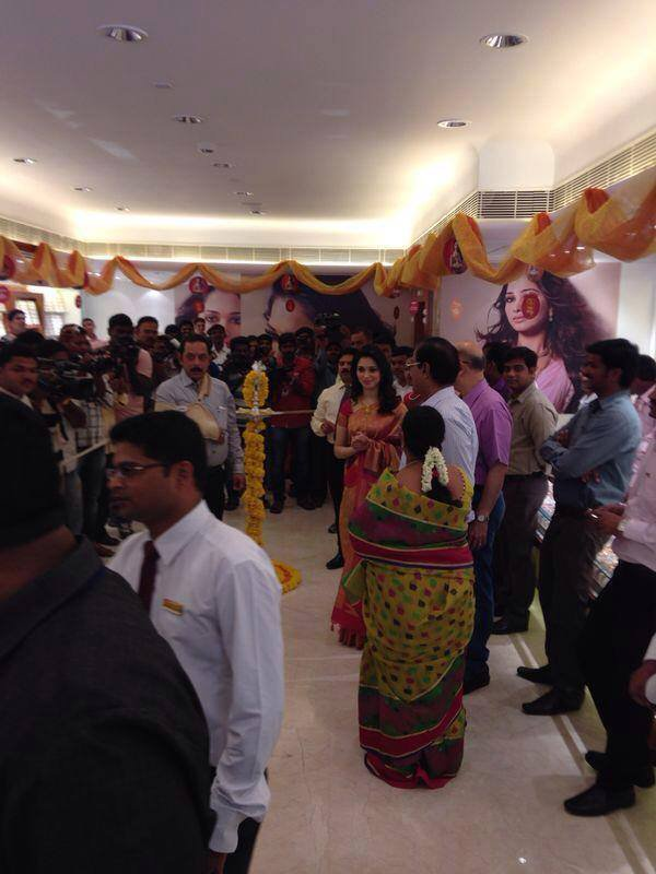 Tamanna @  khazana Store Opening