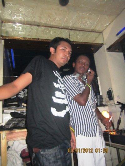 DJ VEVE , DJ MANIRAY