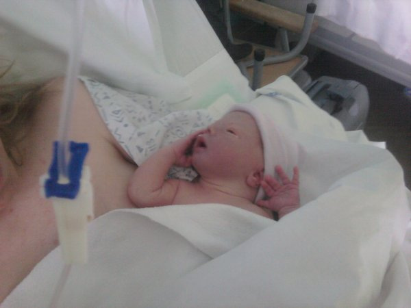 Nayan est né :D