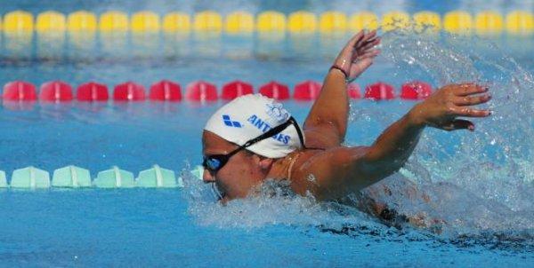 Championnat de France de natation Angoulême 2012 élite N1