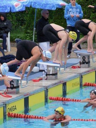 400m nage libre  gap  elodie