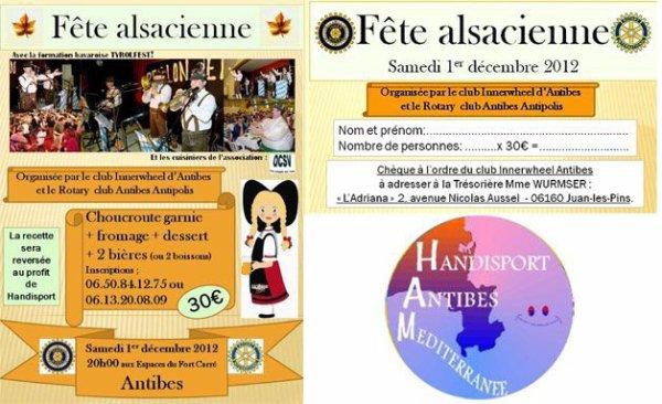 Soirée Alsacienne