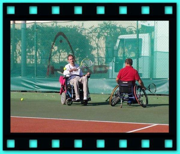 Tennis Toujours le lundi et jeudi  de 9h30 à 12h30.