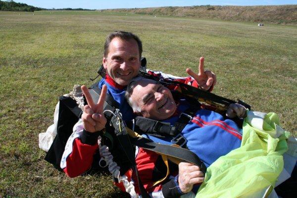 parachute handisport