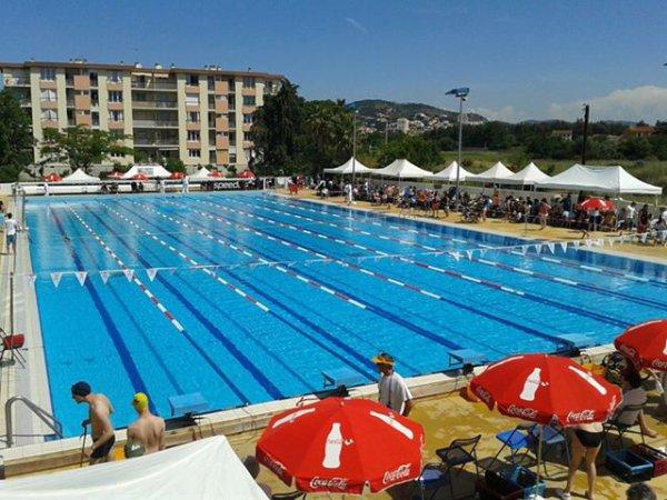 championnat de france  N1  et  N2 piscine de Hyeres  2013