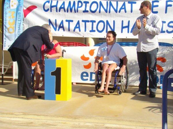 championnat de france N1 et N2  Hyeres 2013
