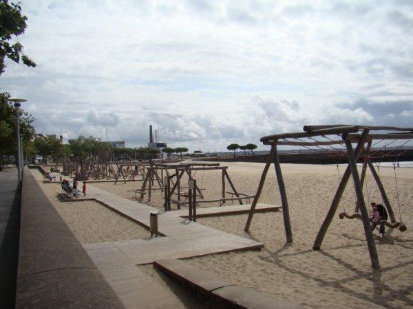 la  plage de  saint_nazaire