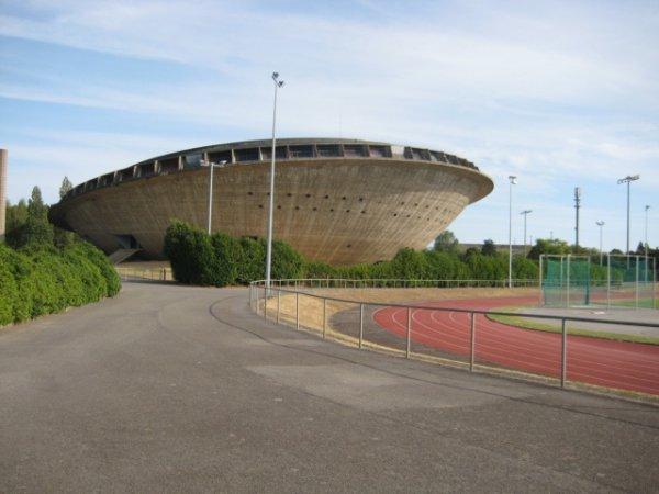le  stade de  saint-nazaire