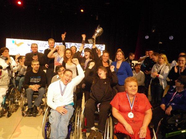 championnat de france des regions 2014