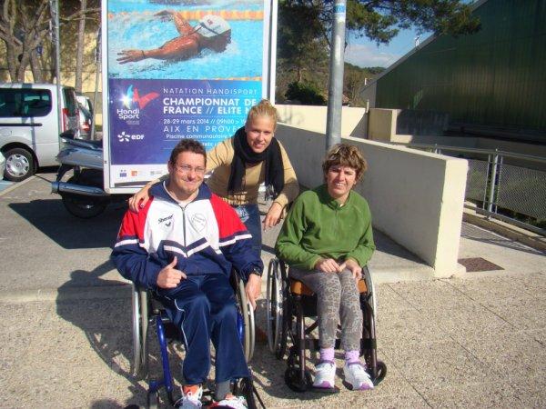 championnatà de France à AIx en Provence 2014