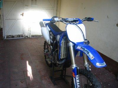 motocross 450 a vendre