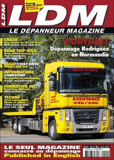 DEPANNAGE RODRIGUES LA FERTE-MACE (2011 LDM)